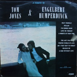 A Tribute To Tom Jones And Engelbert Humperdinck