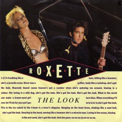"Roxette ‎– The Look (7"", Single)"
