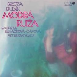 Gejza Dusík - Modrá Ruža