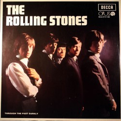 The Rolling Stones ‎– Through The Past Darkly