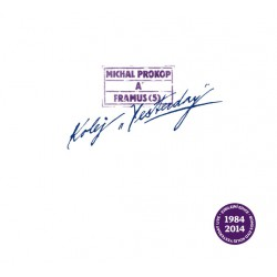 "Michal Prokop A Framus ‎– Kolej ""Yesterday"" (LP/DVD)"