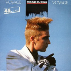 "Desireless ‎– Voyage Voyage (12"", Maxi)"