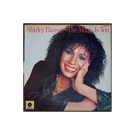 Shirley Bassey ‎– The Magic Is You