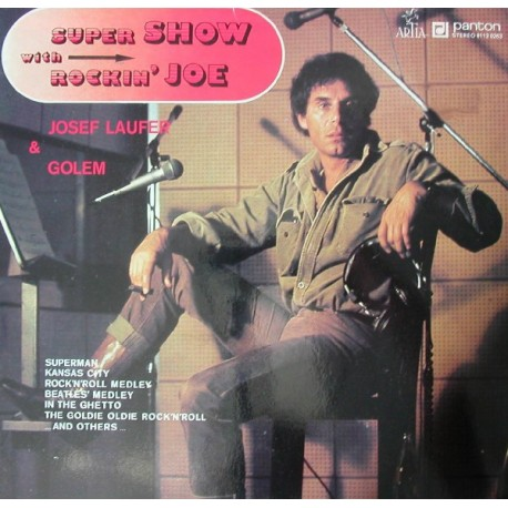 Josef Laufer & Golem – Super Show With Rockin' Joe