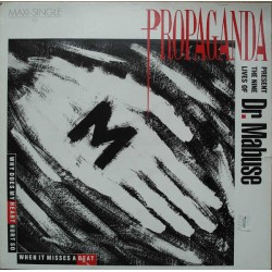 Propaganda ‎– Present The Nine Lives Of Dr. Mabuse