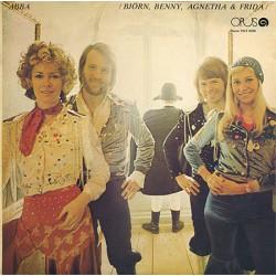 ABBA, Björn, Benny, Agnetha & Frida - ABBA