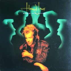Howard Jones ‎– Dream Into Action