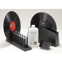 Prepranie/čistenie LP manuálnou práčkou