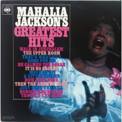 Mahalia Jackson – Mahalia Jackson's Greatest Hits