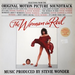The Woman In Red - Original Motion Picture Soundtrack