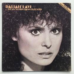 Daliah Lavi – ... Wenn Schon, Dann Intensiv