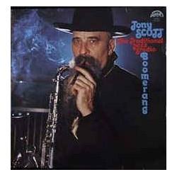 Tony Scott, The Traditional Jazz Studio – Boomerang