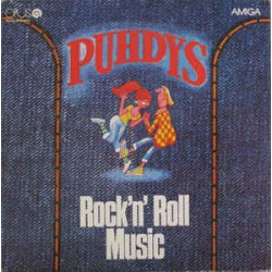 Puhdys ‎– Rock'n' Roll Music