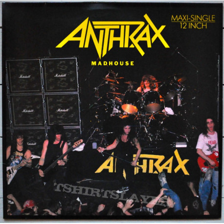 Anthrax ‎– Madhouse
