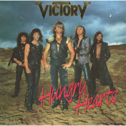 Victory ‎– Hungry Hearts
