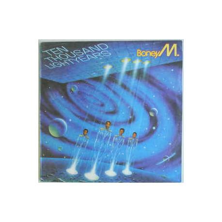 Boney M. – Ten Thousand Lightyears