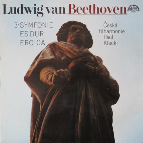 """Ludwig van Beethoven - Česká Filharmonie, Paul Klecki – 3. Symfonie Es Dur """"Eroica"""""""
