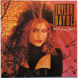 Taylor Dayne ‎– Tell It To My Heart