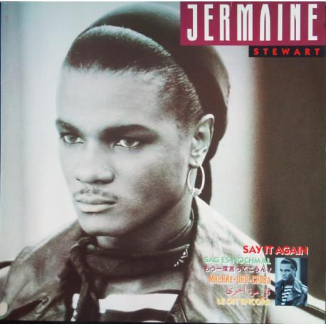 Jermaine Stewart – Say It Again
