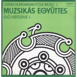 Muzsikás Együttes - Living Hungarian Folk Music 1