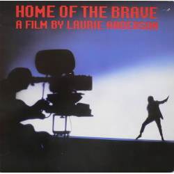 Laurie Anderson ‎– Home Of The Brave
