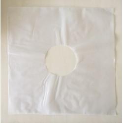 Vnútorné LP obaly z PVC materiálu (nové - nepoužívané)