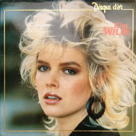 Kim Wilde ‎– Disque D'Or