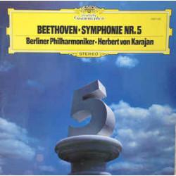 Ludwig van Beethoven - Berliner Philharmoniker, Herbert von Karajan – Symphonie Nr. 5 C-Moll Op. 67