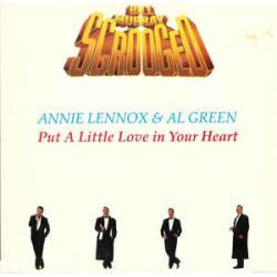 Annie Lennox & Al Green – Put A Little Love In Your Heart