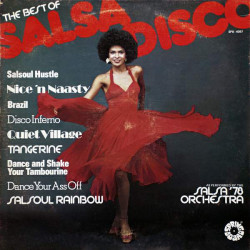 The Salsa '78 Orchestra ‎– The Best Of Salsa Disco