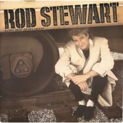 Rod Stewart ‎– Every Beat Of My Heart