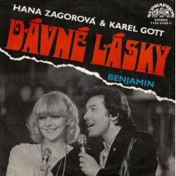 Hana Zagorová & Karel Gott – Dávné Lásky / Benjamin