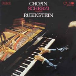 Chopin - Rubinstein – Scherzi (Completi)