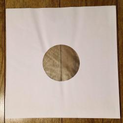 """Papierový obal na LP 12"""" s HDPE fóliou vo vnútri"""