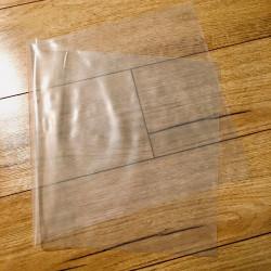 """Vonkajšie obaly pre 2 x LP platne (12"""") alebo gatefold LP (12"""")"""