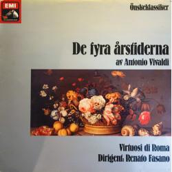 Antonio Vivaldi, Virtuosi di Roma, Renato Fasano – De Fyra Årstiderna