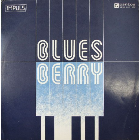 Bluesberry ‎– Bluesberry
