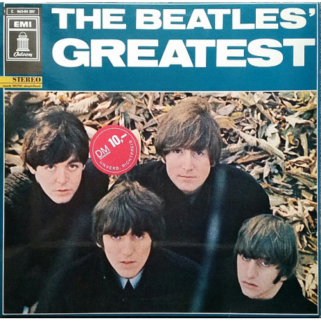 The Beatles – The Beatles' Greatest