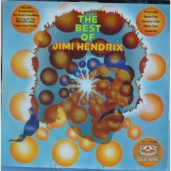 Jimi Hendrix – The Best Of Jimi Hendrix