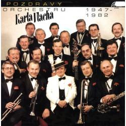 Karel Vlach Se Svým Orchestrem – Pozdravy Orchestru Karla Vlacha 1947-1982