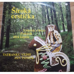 Tatranka - Široká cestička