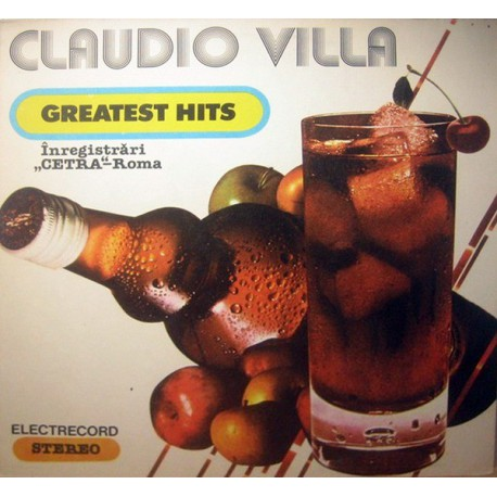 Claudio Villa – Greatest Hits