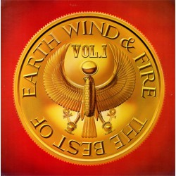 Earth, Wind & Fire ‎– The Best Of Earth, Wind & Fire Vol. 1