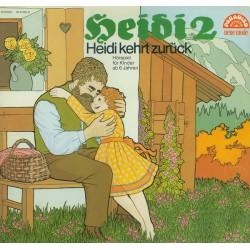 Johanna Spyri – Heidi 2 - Heidi Kehrt Zurück