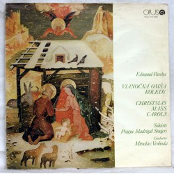 Edmund Pascha, Miroslav Venhoda – Christmas Mass Carols
