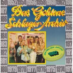 Das Goldene Schlager-Archiv - Die Hits Des Jahres 1982