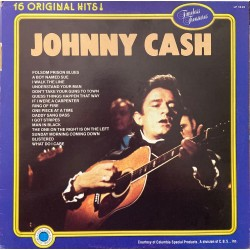 Johnny Cash ‎– 16 Original Hits!