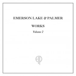 Emerson, Lake & Palmer ‎– Works - Volume 2