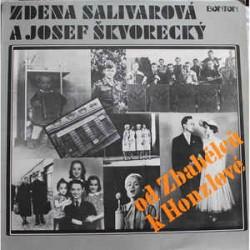 Zdena Salivarová A Josef Škvorecký – Od Zbabělců K Honzlové