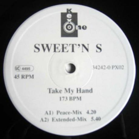 Sweet'N S – Take My Hand